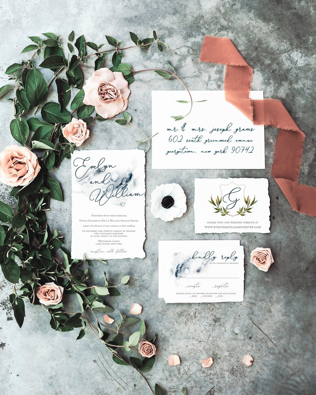 Simply Paper Invitation Sale