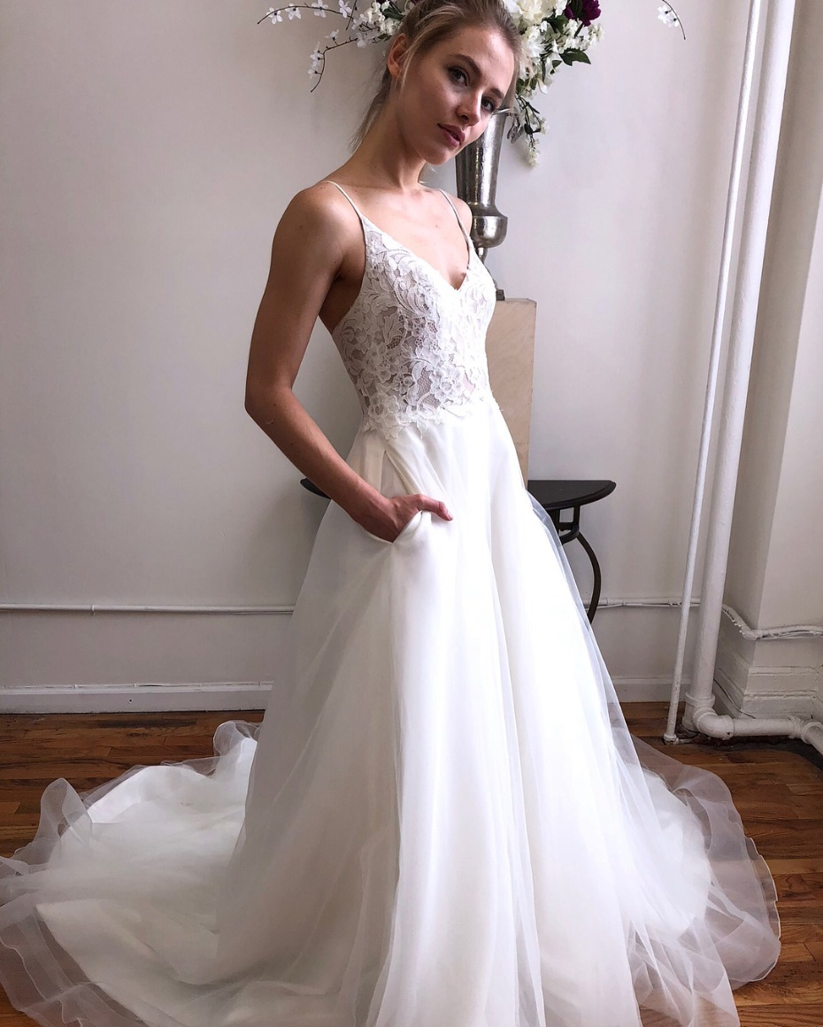 Wedding Gown With Pockets: It Seems That Wedding Gowns With Pockets Are Still The Best