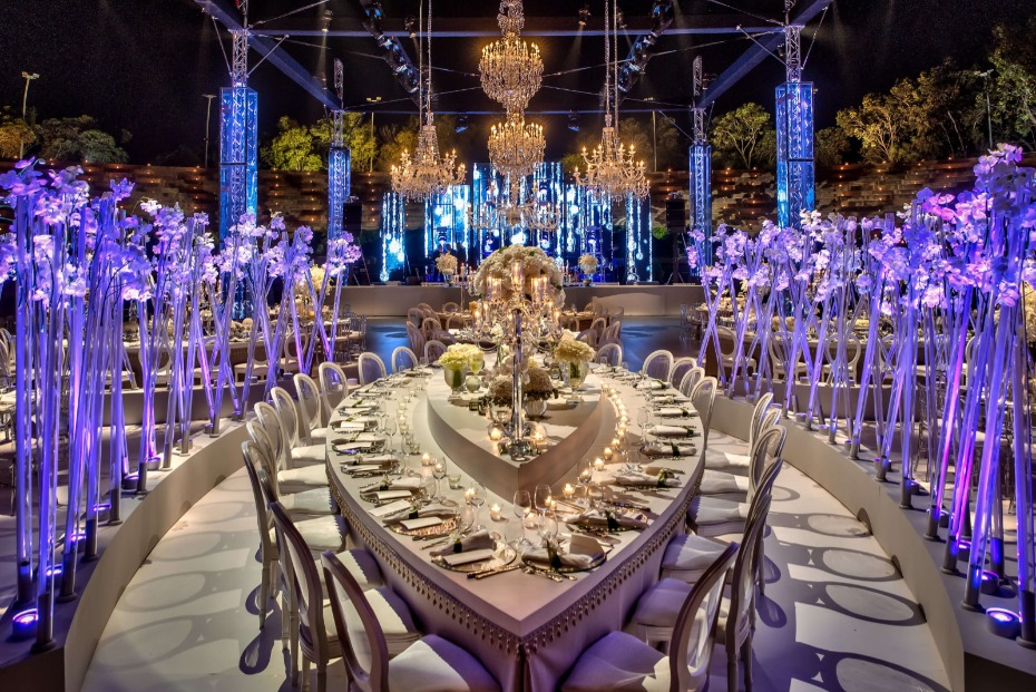 Tel Aviv Wedding in Havat Ronit Planned by BE Group TLV