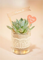 Last Minute Lovable Wedding Favors