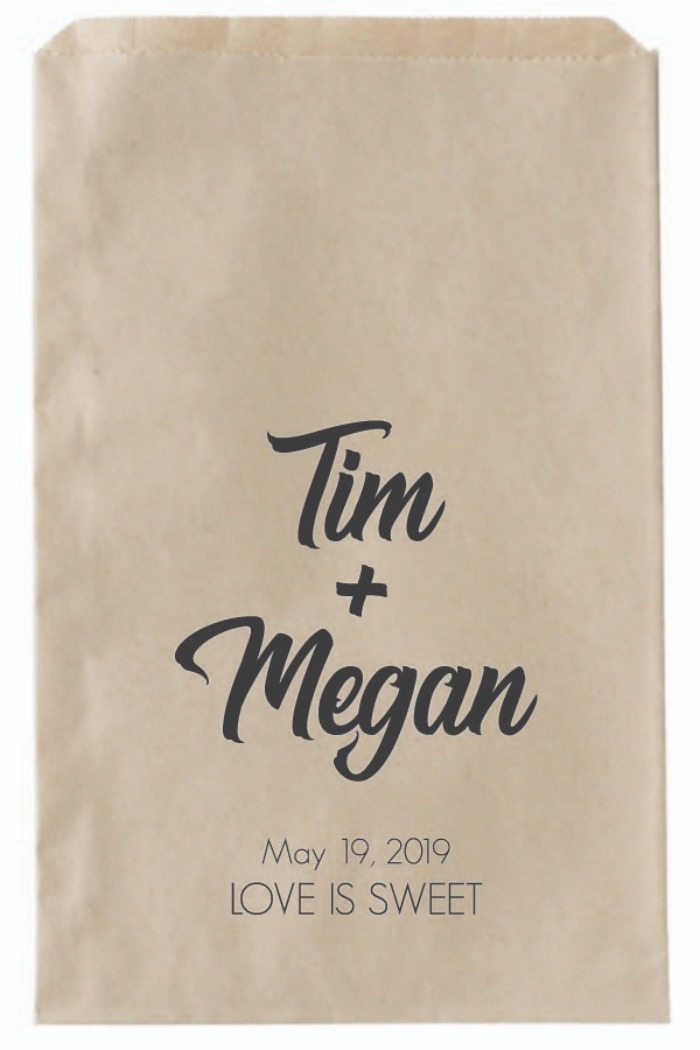 Print: Printable Treat Bags