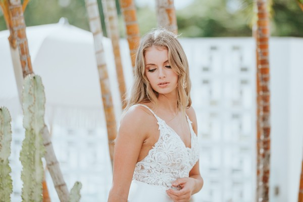 NEW Luna Willow Bridal 2018 Dress Collection