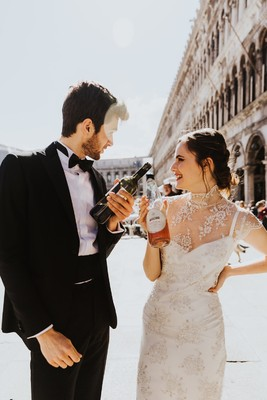 You Are Going To Love This Venice Italy Wedding Idea