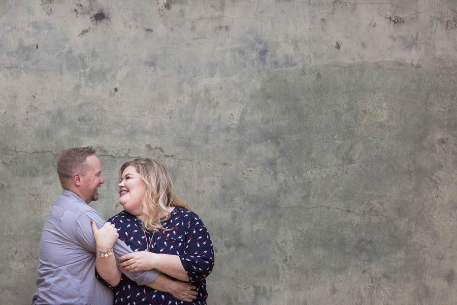A lovely Downtown Houston Hermann Park engagement session