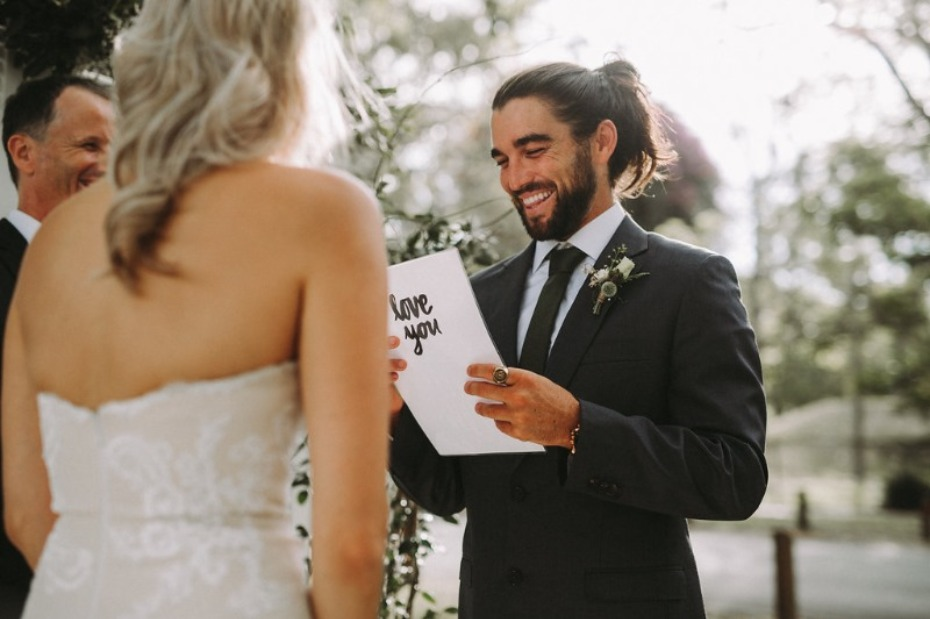 Sample Wedding Ceremony Scripts You'll Want to Borrow
