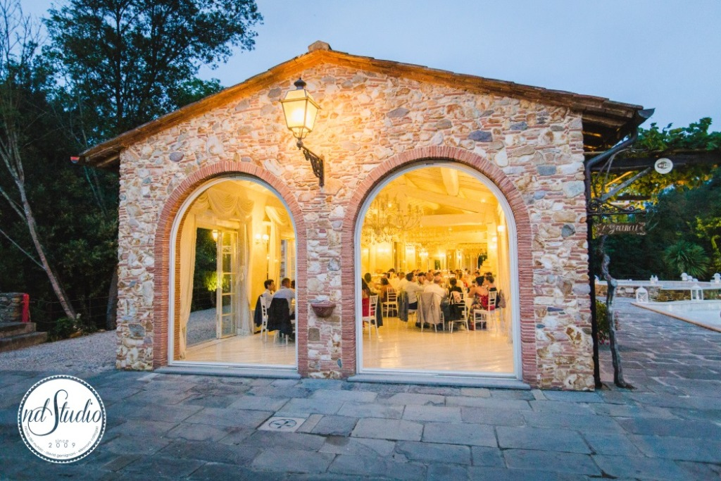 The Granary is a perfect place to celebrate a wedding in Tuscany.