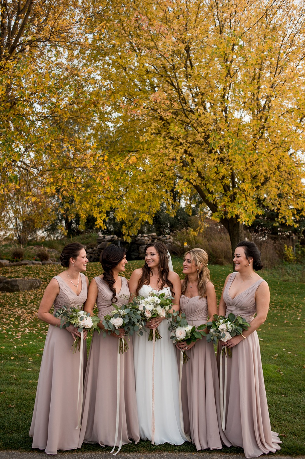You'll Fall For This All Too Perfect Autumn Wedding Day