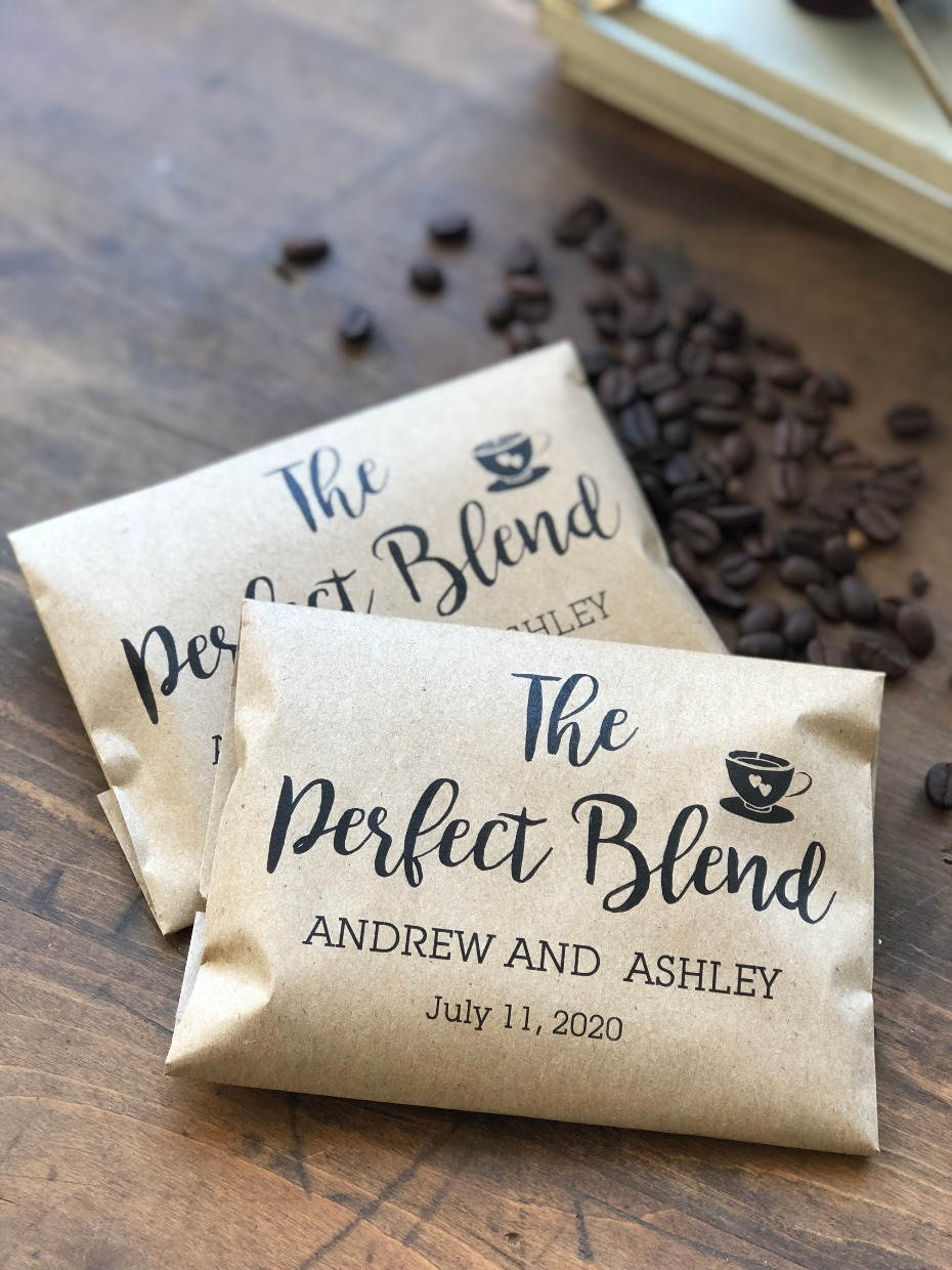 The Favor Loft Perfect Blend Ground Coffee Beans