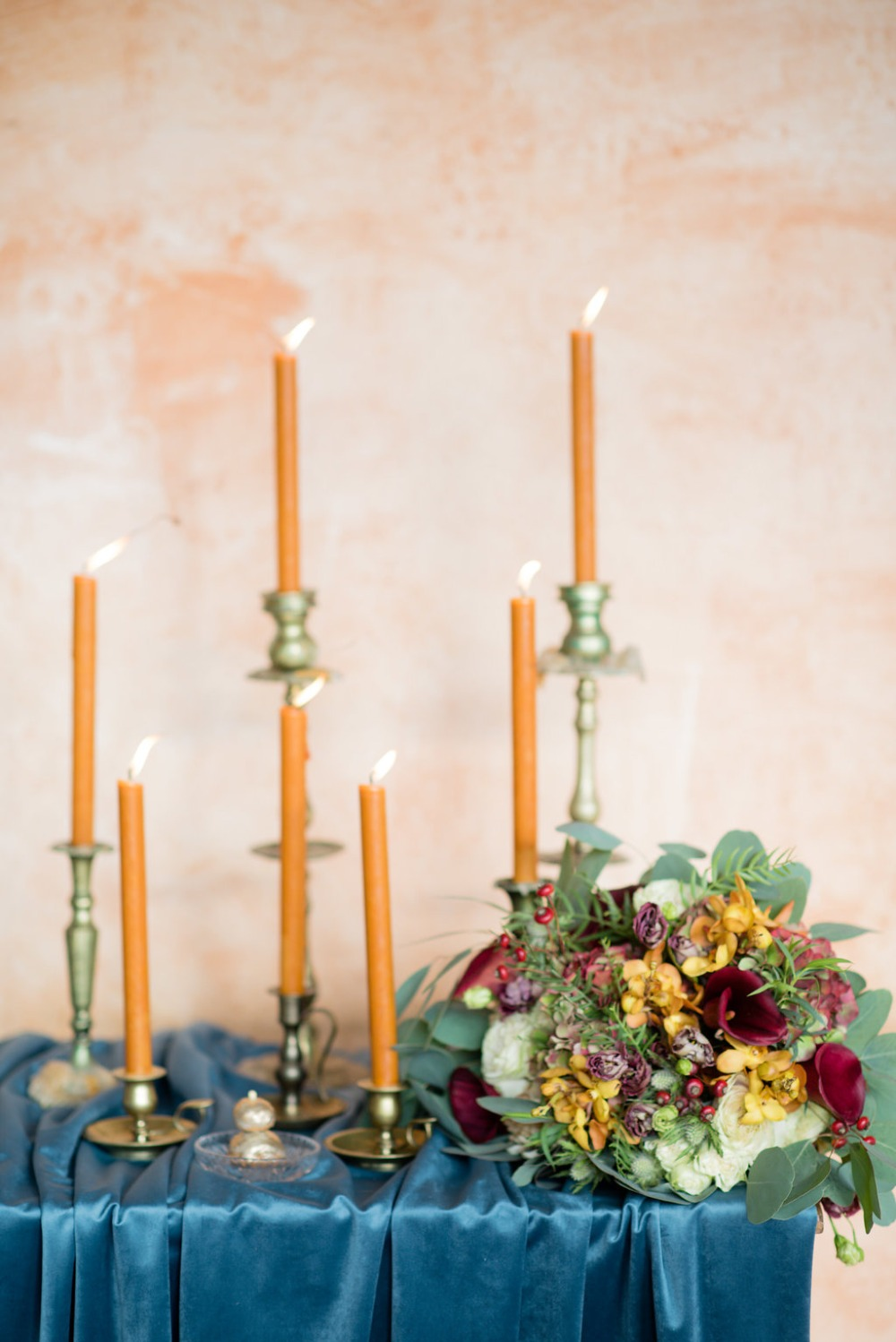 candle sticks for your wedding decor