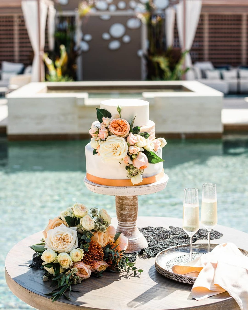 CELEBRATING the sweetness of life at @montageloscabos.