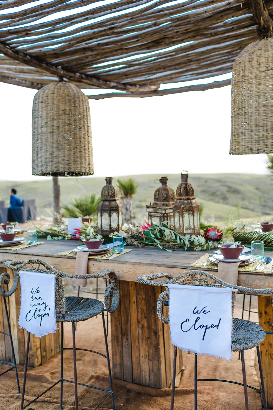 outdoor destination wedding ideas