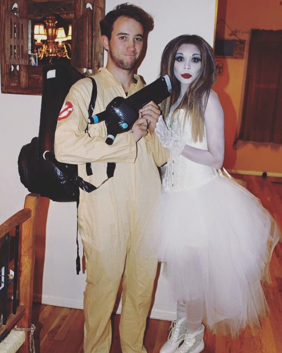 Ghost and Ghostbuster
