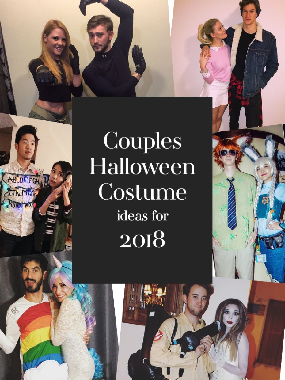 Couples Halloween Costumes for 2018