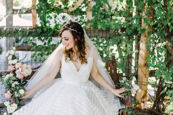 Hayley Paige Basically Went To This Dream Wedding