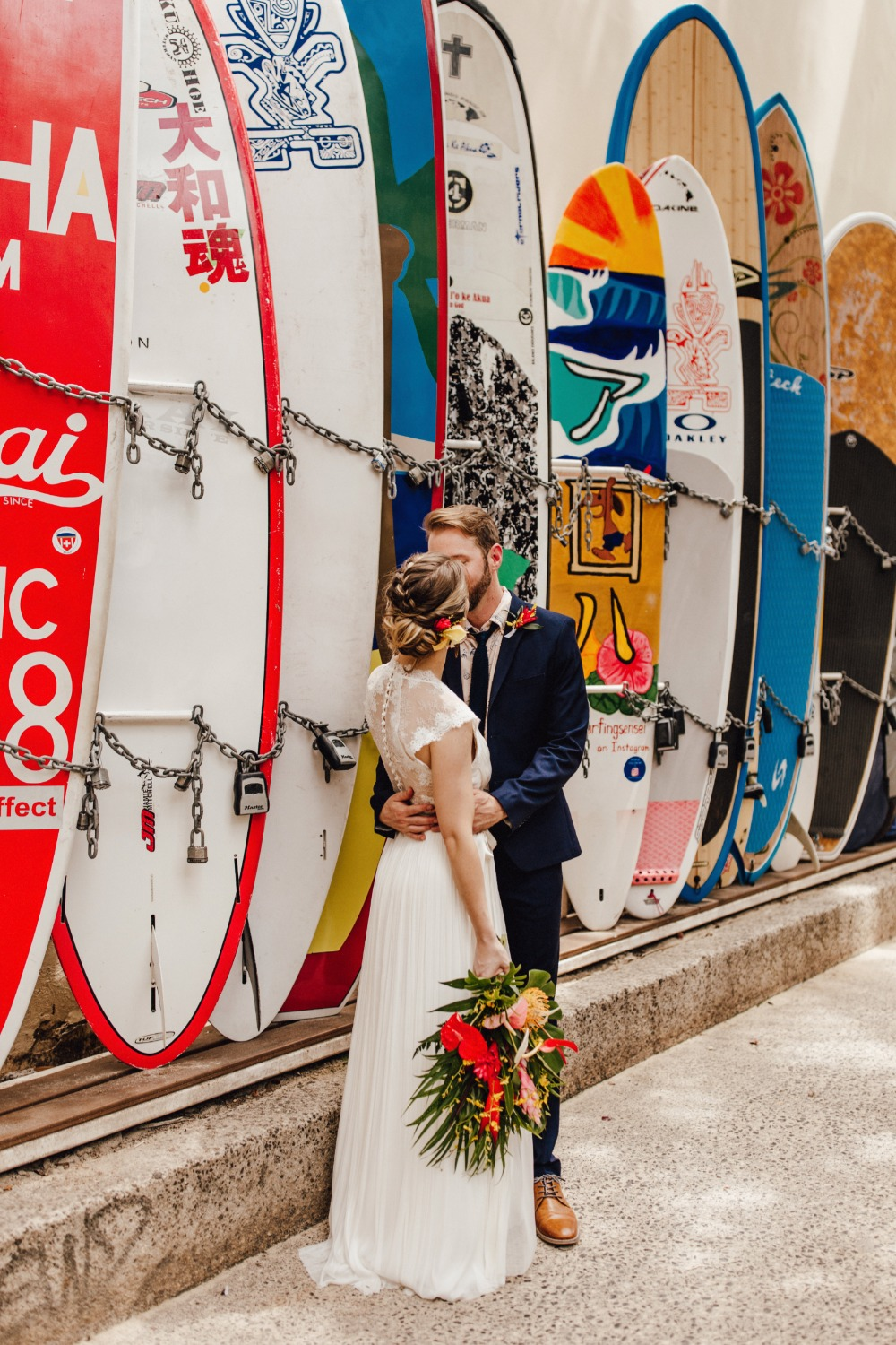 Hawaii wedding on Oahu