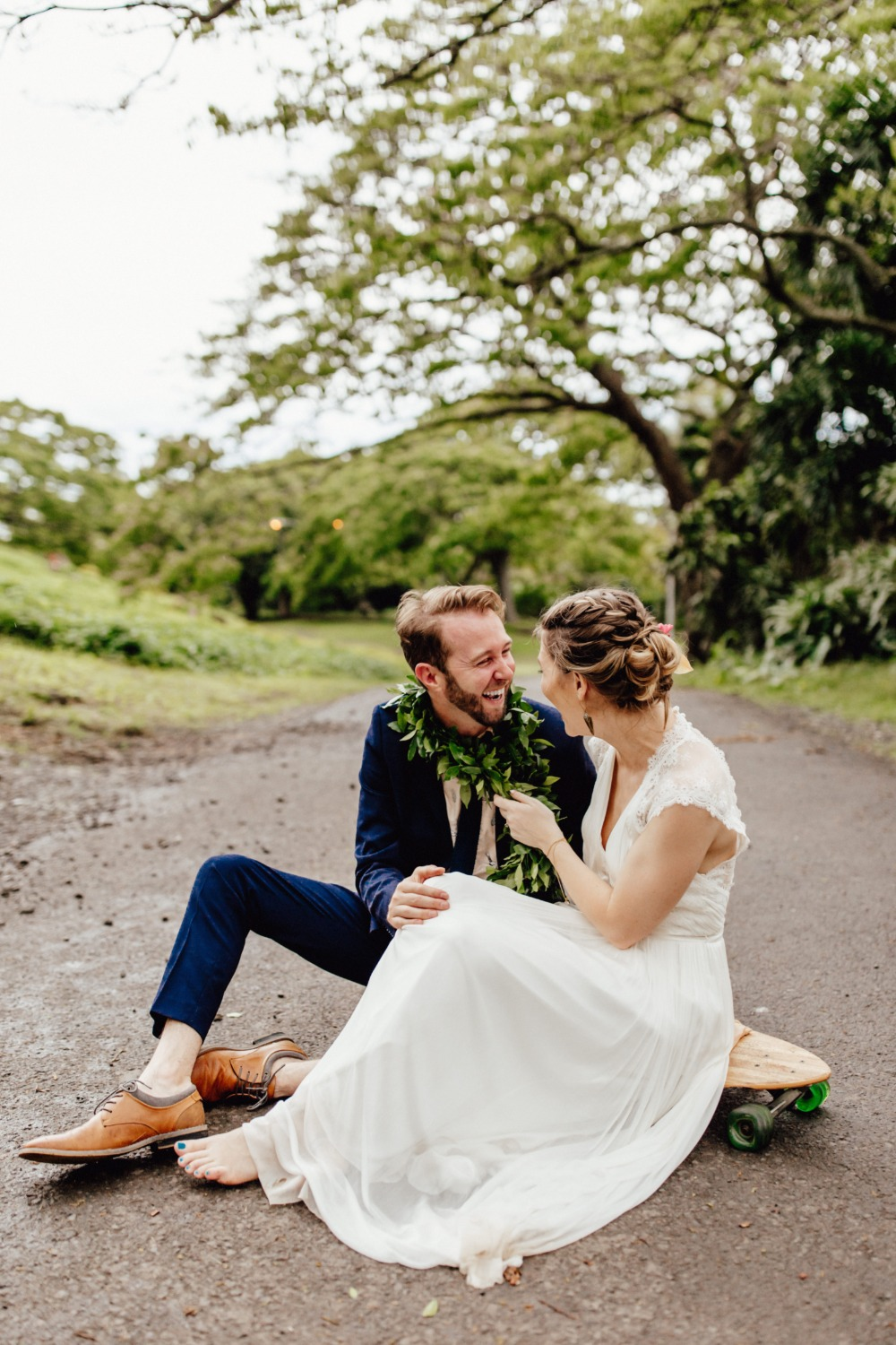 tropical wedding Hawaii
