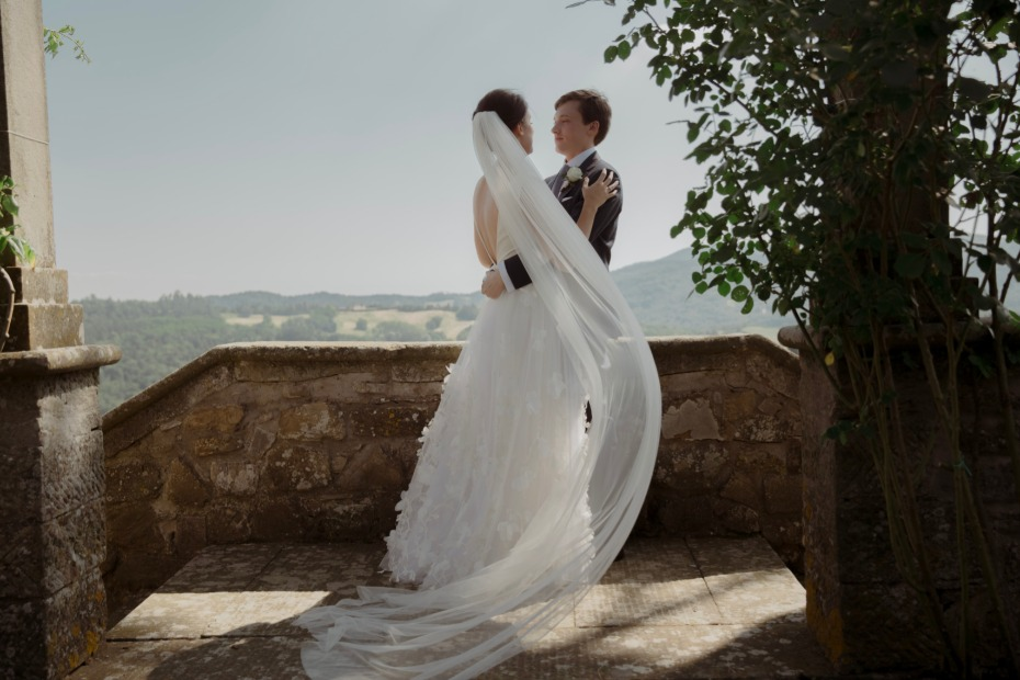 Wedding in Tuscany Italy Planned by Wed in Florence