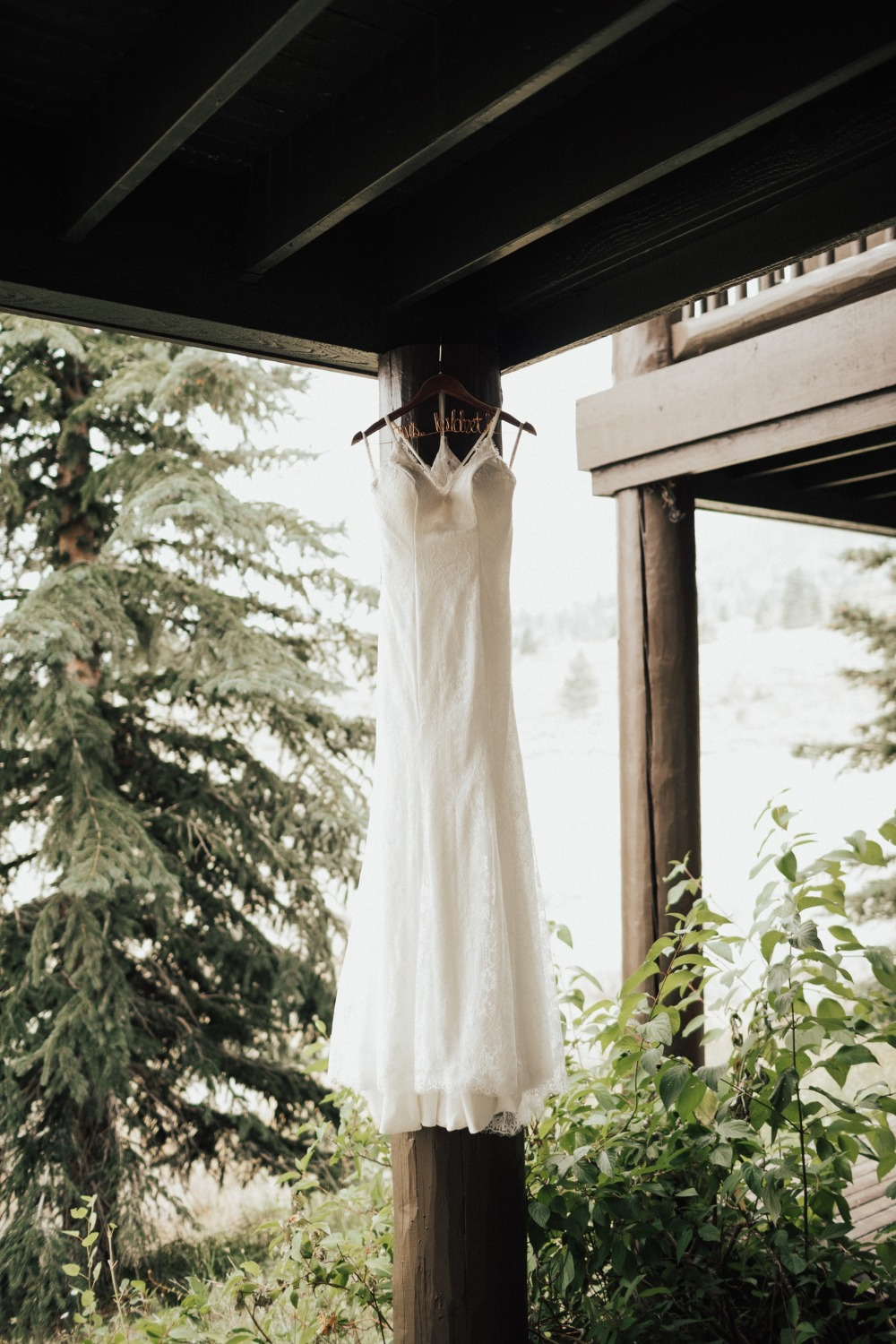 Goddess by Nature wedding dress