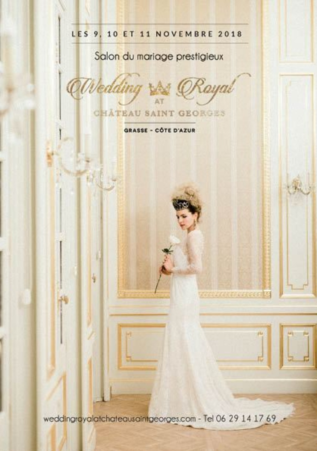 Wedding Royal at Chateau Saint Georges