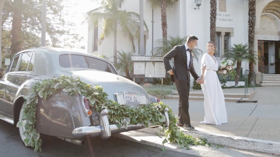 Kailen and Alex Wedding Videographed by Lovebrain Films