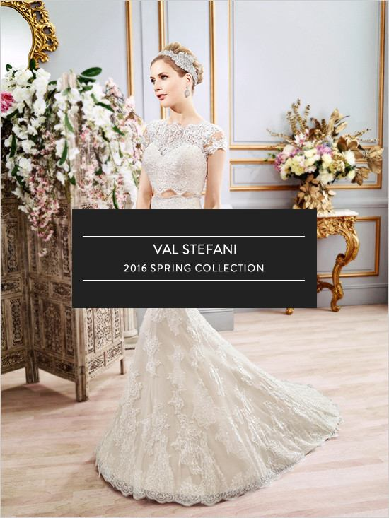 Val Stefani Spring 2016 Collection