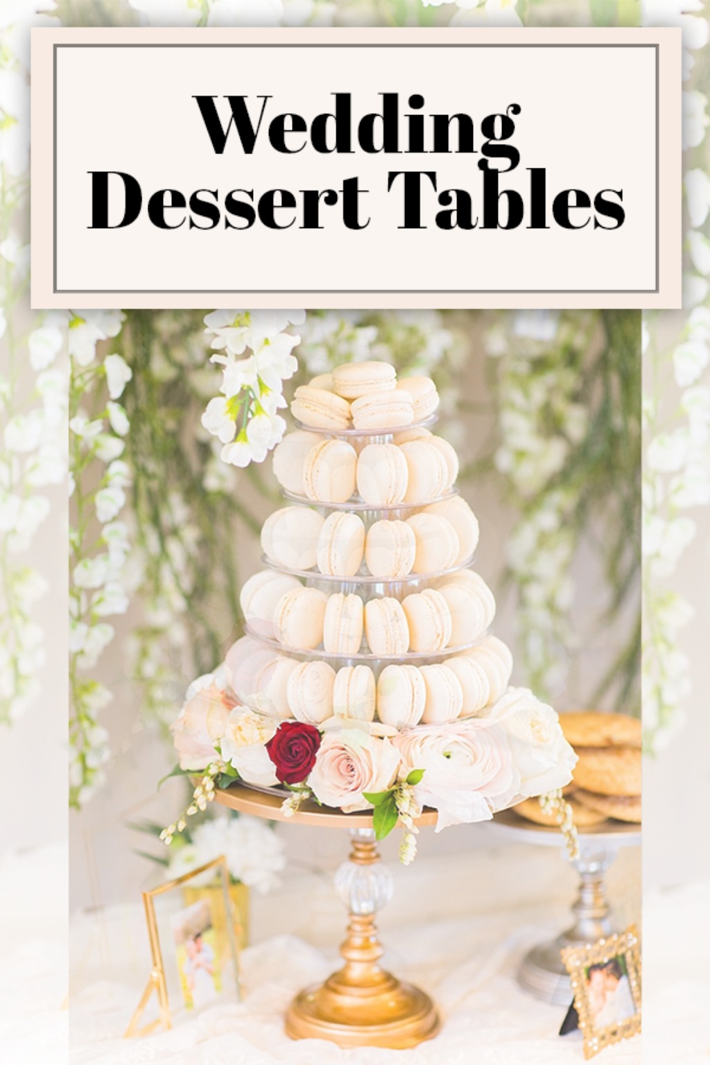 There's no such thing as too much dessert! Couples opting out of the traditional wedding cake are replacing it with a variety of