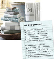 Wedding Registry Advice From Pottery Barn