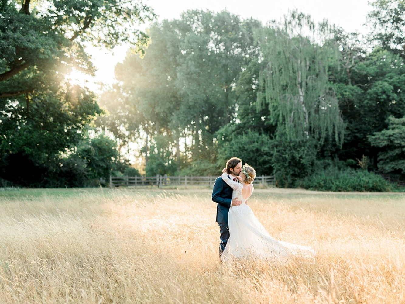 Beautiful Disney inspired wedding