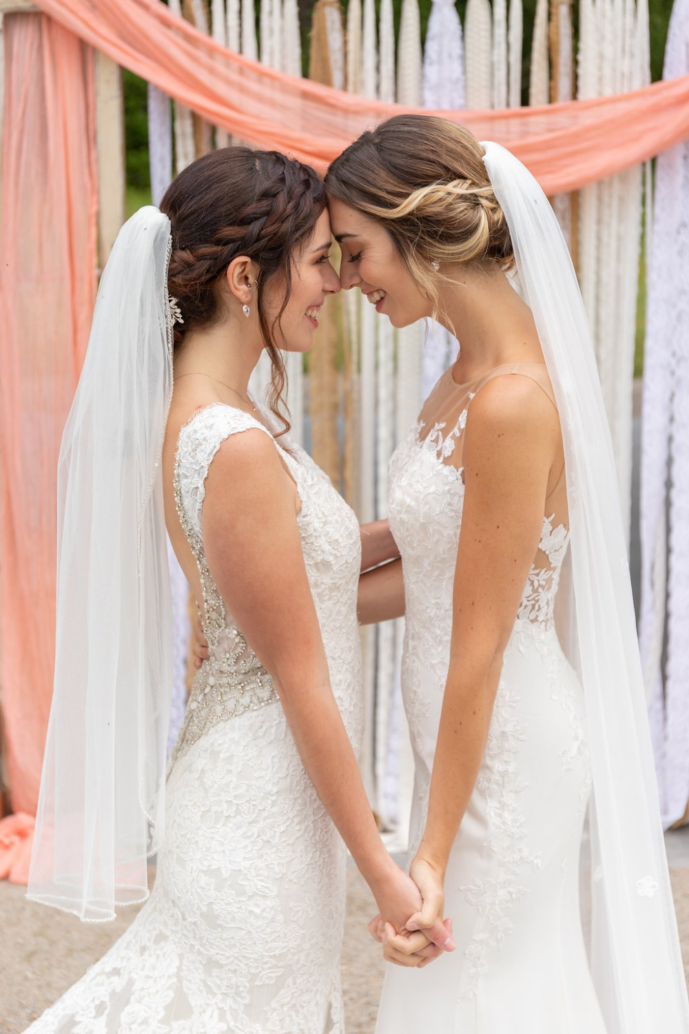 Two brides are better than one