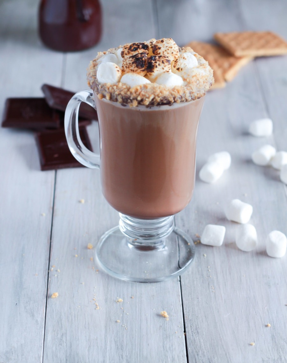 S'Mores Latte