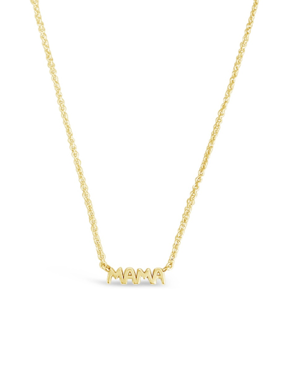 'Mama' Necklace from Sierra Winter Jewelry