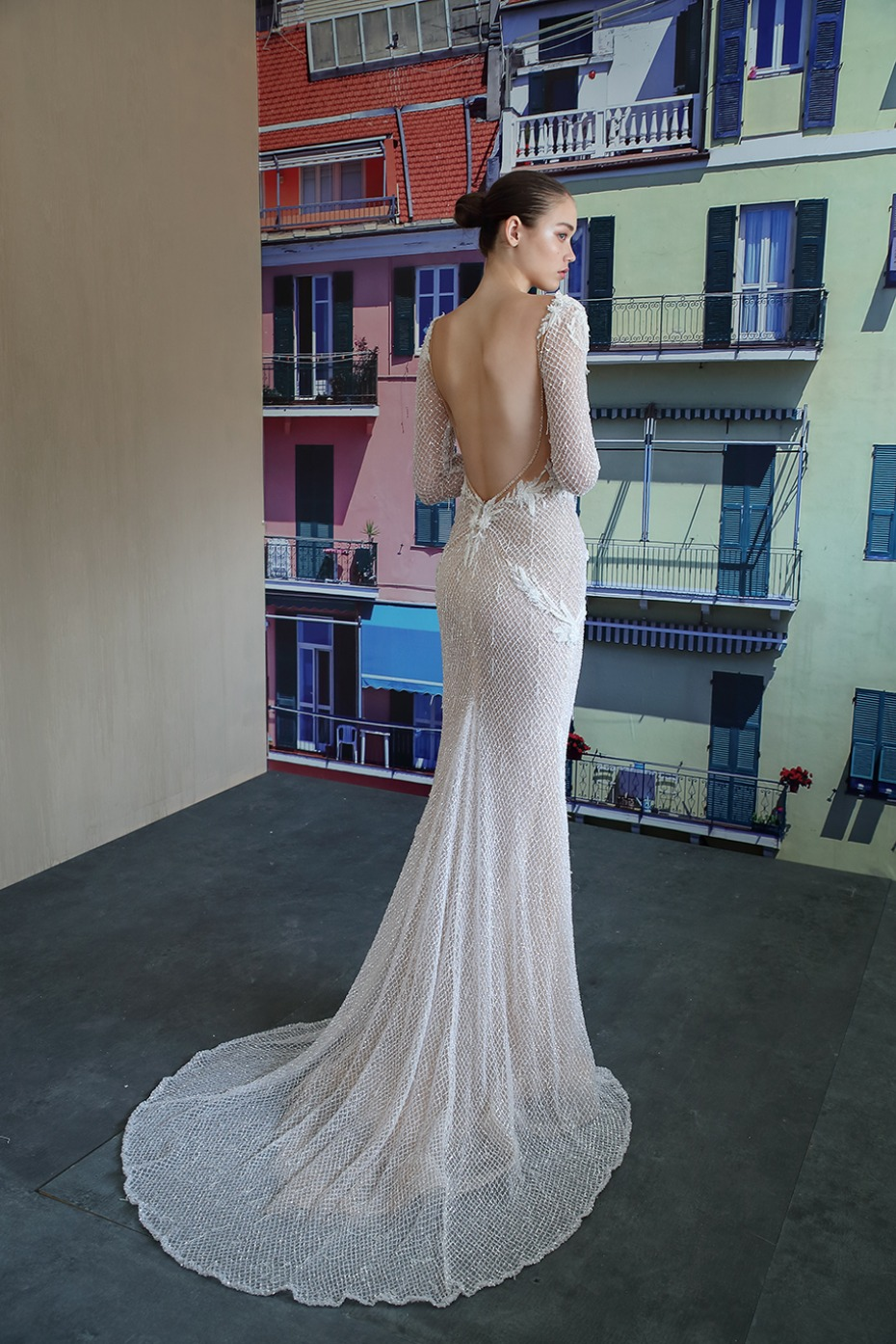 Galia Lahav Estelle Back
