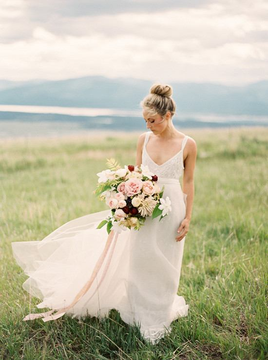 Etonnant 1/32 How To Have An Elegant Rustic Outdoor Wedding