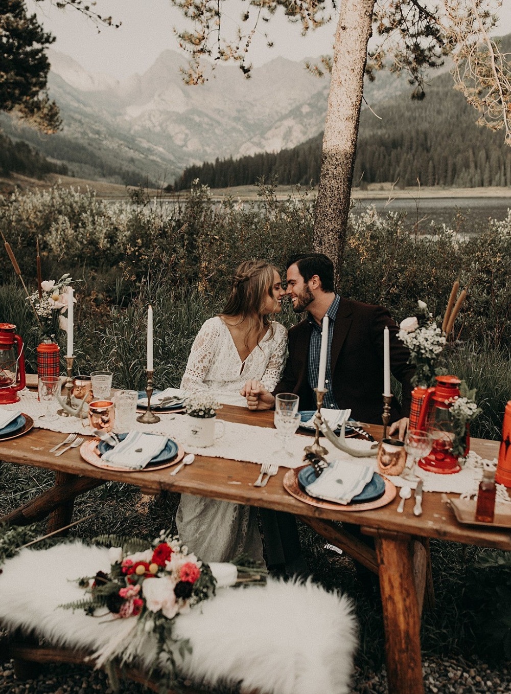 Wes Anderson themed wedding ideas