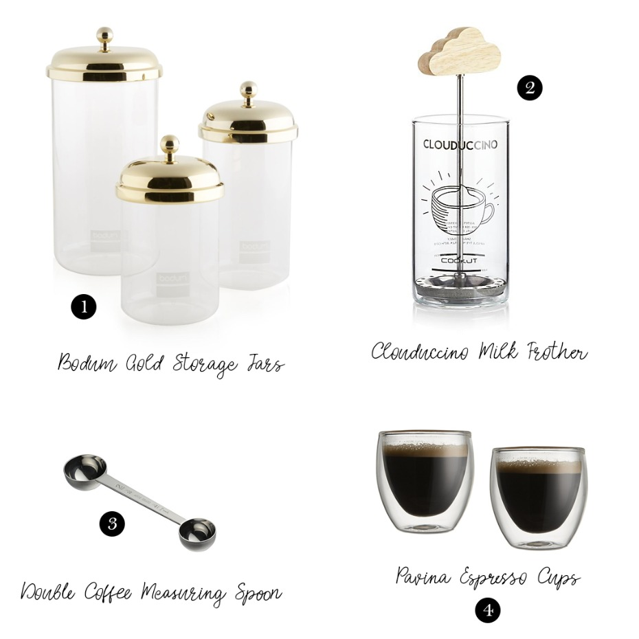 Espresso must-haves to add to your wedding regisry