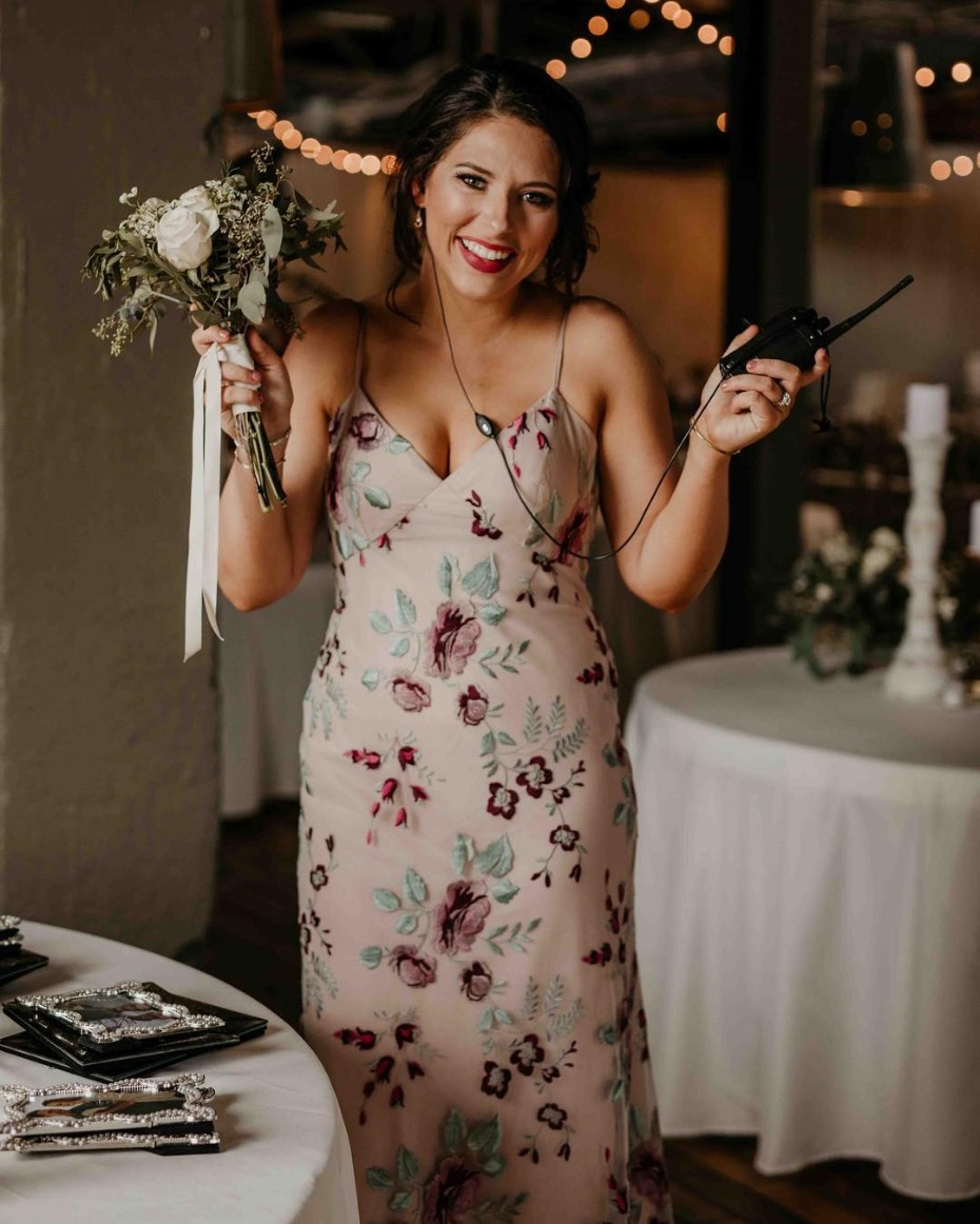Maid of Honor as Wedding Planner