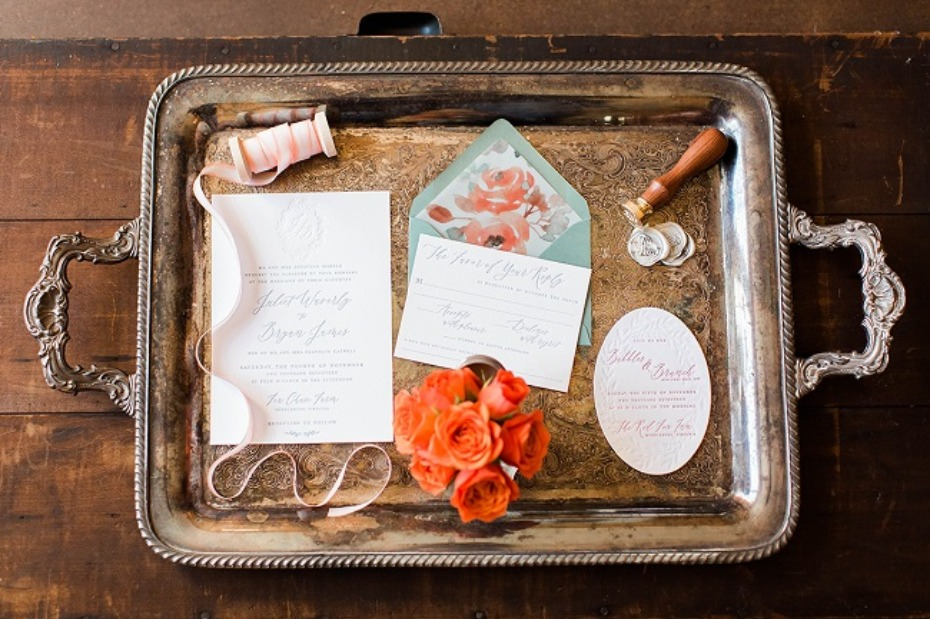 Candice Adelle Photography for Fox Chase Farm Styled Shoot