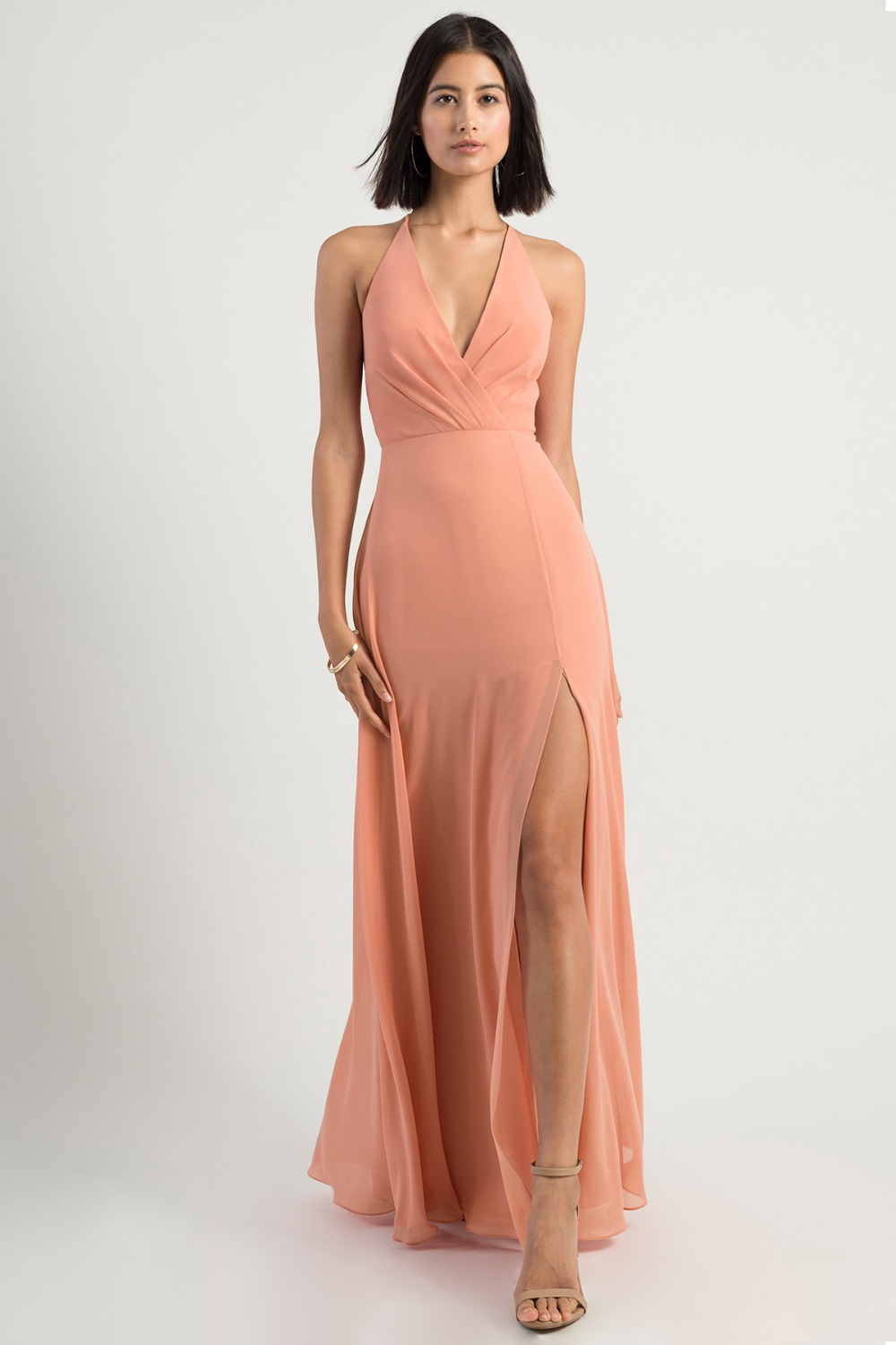 Bryce Sedona Sunset bridesmaid dress by Jenny Yoo