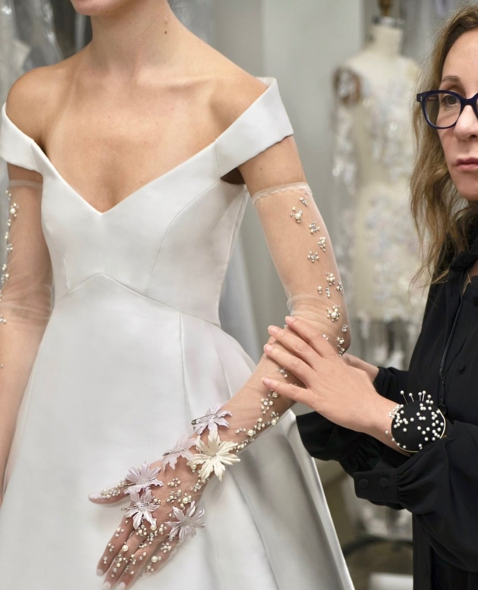 Reem Acra New Gown for 2019