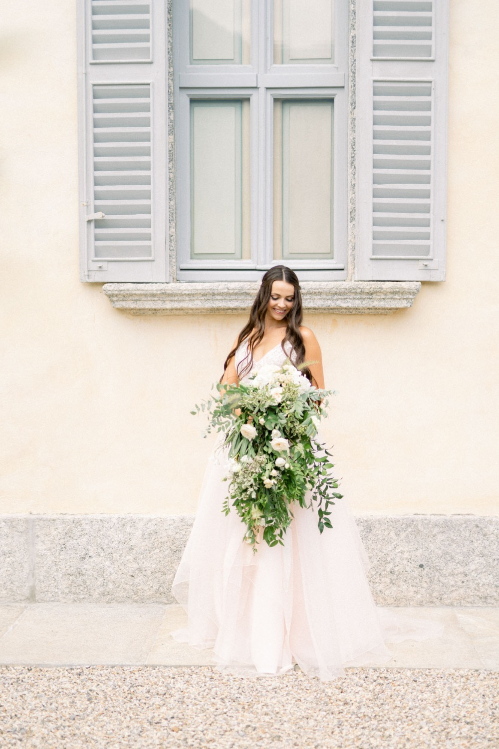 Silvia Valli wedding dress