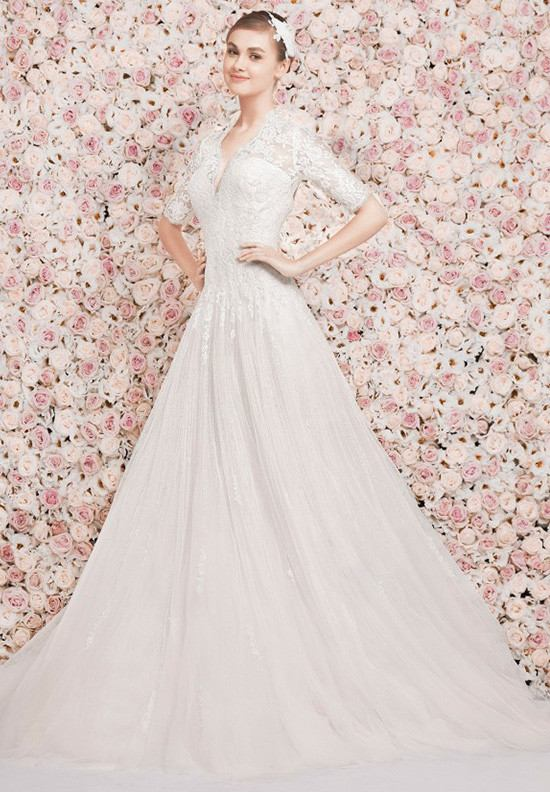 Trending - Top 10 Long Sleeve Lace Wedding Gowns