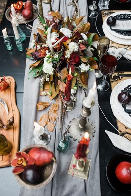 How to Have a Boo-tiful and Stylish Halloween Inspired Wedding