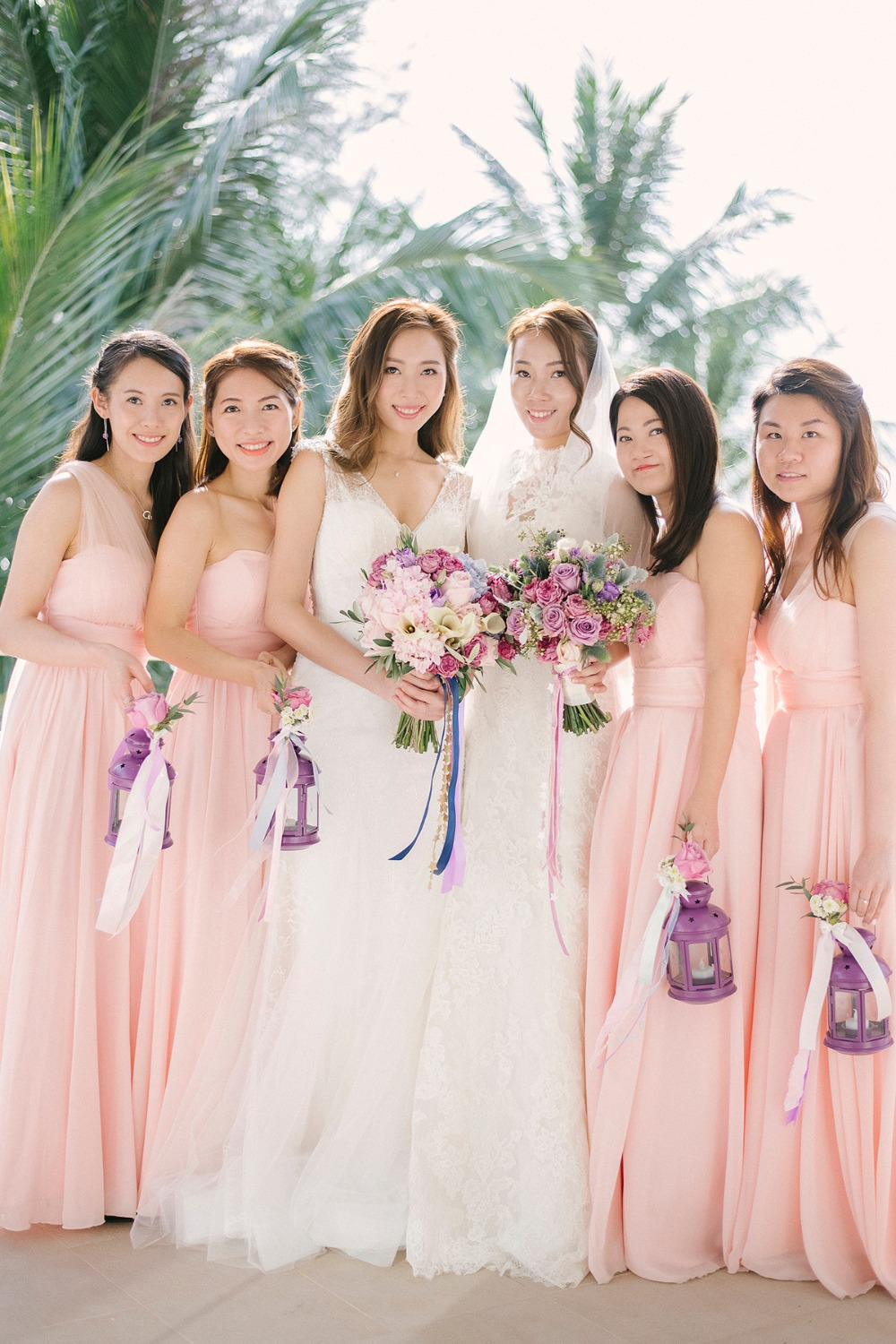 Sister duo wedding in Phuket