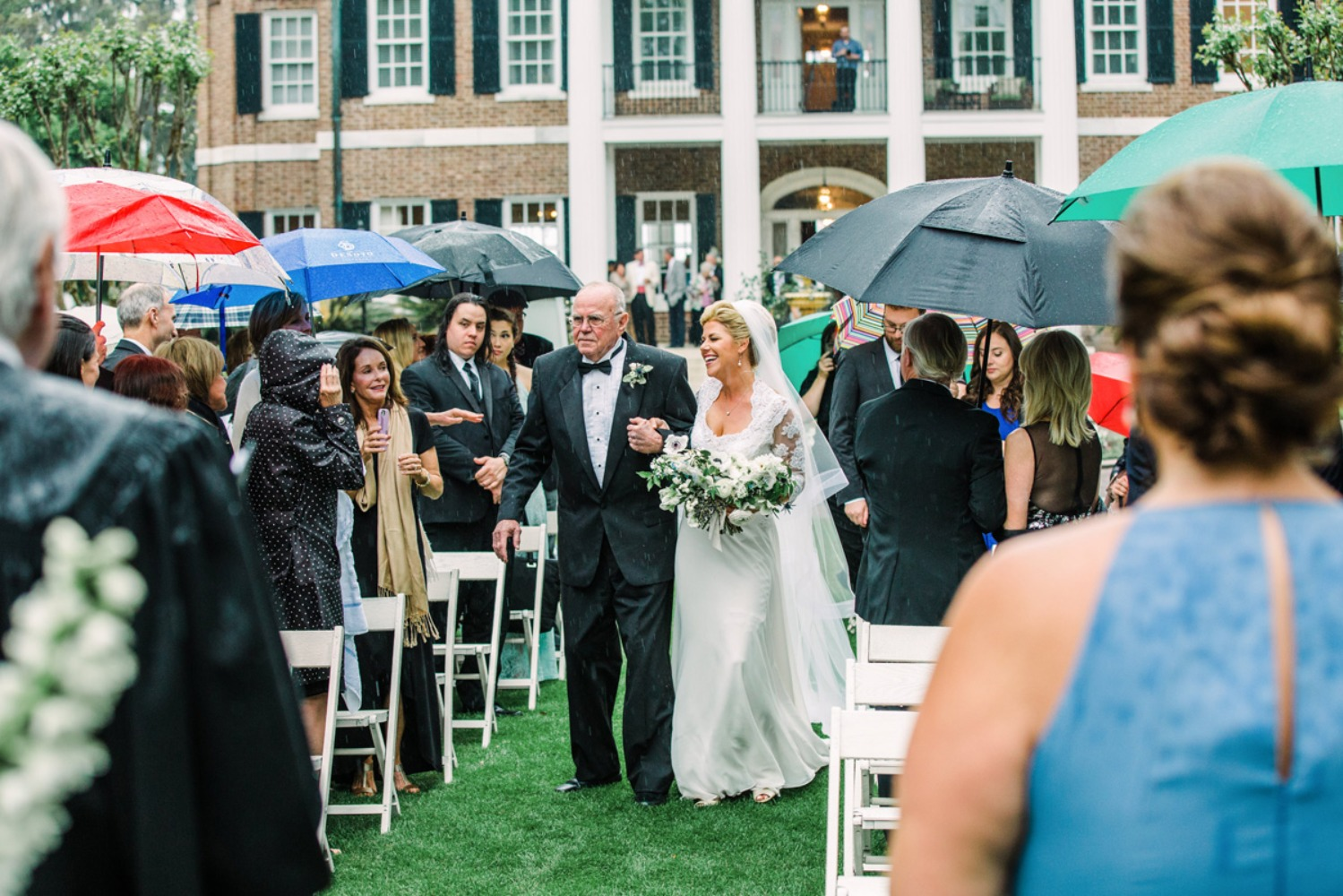winter wedding at Ford Plantation