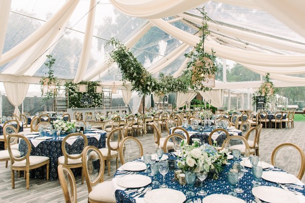 How to Have a Romantic Winter Themed Wedding in the Rain