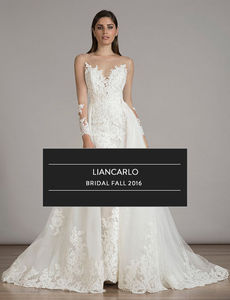 Liancarlo Bridal Fall 2016 Collection