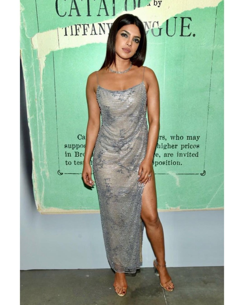 priyanka-chopra-powder-blue-slip-dress