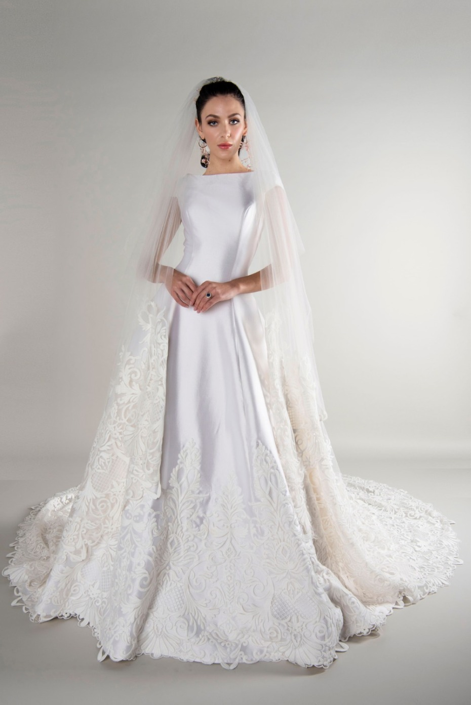 Yumi Katsura Fall 2019 Bridal Collection