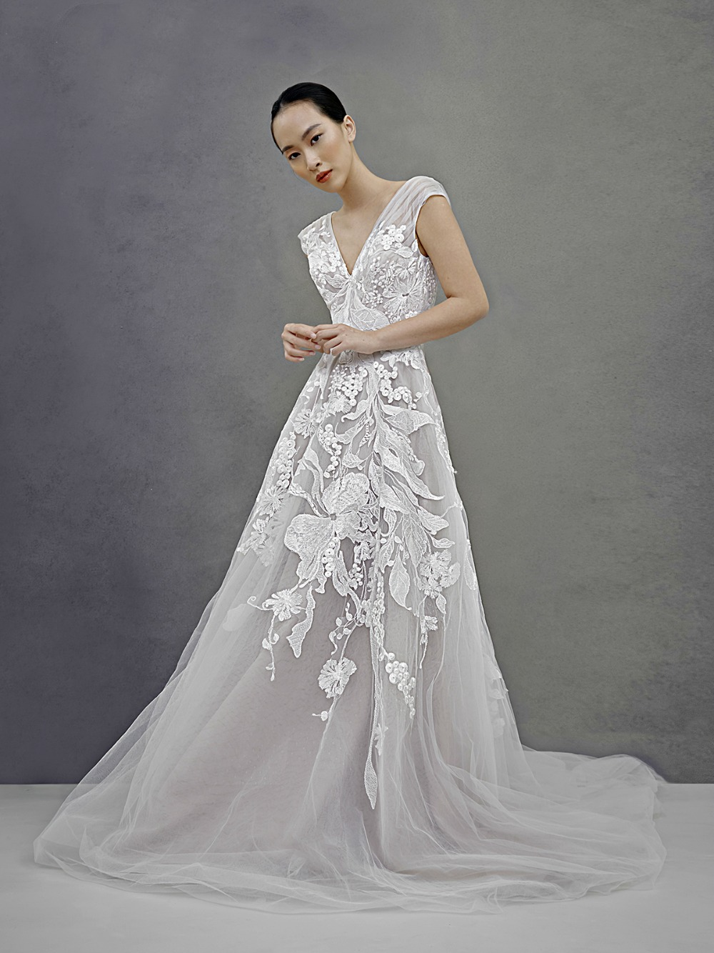 Naomi wedding dress by Ivy and Aster