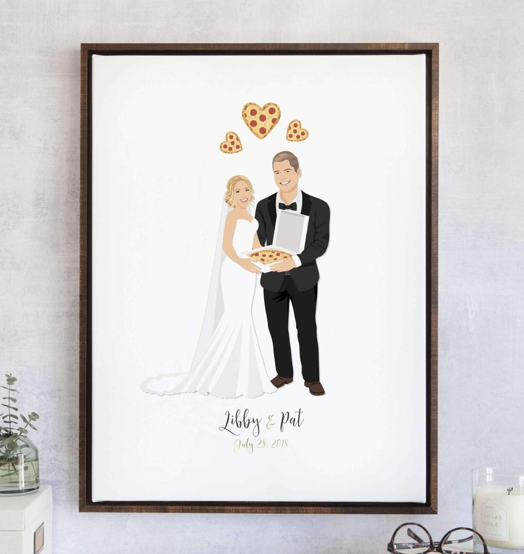 If you're looking for a twist on our bestseller, this awesome Wedding Guest Book Alternative - Custom Items or Hobby is perfect for